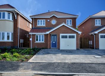 Thumbnail 4 bed detached house for sale in Brierley Road, Waingroves, Ripley