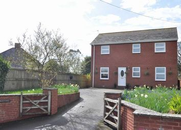 Thumbnail 3 bed detached house for sale in Honiton Road, Cullompton