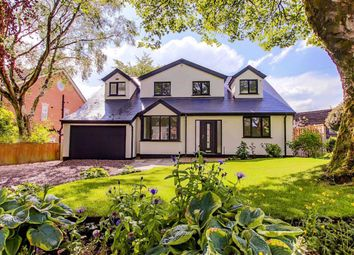 Thumbnail 4 bed detached house for sale in Regent Road, Lostock, Bolton