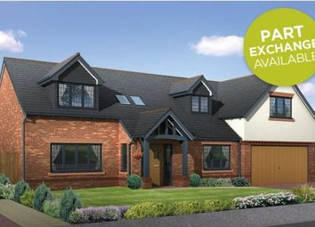 Thumbnail 5 bed detached house for sale in Moor Lane, Wilmslow