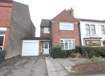 Thumbnail 3 bed semi-detached house for sale in Hinckley Road, Earl Shilton, Leicester