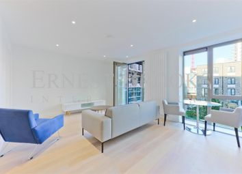 Thumbnail 2 bed flat for sale in Mercier Court, Royal Wharf, London