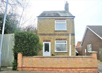 Thumbnail 2 bed detached house for sale in School Road, Newborough, Peterborough