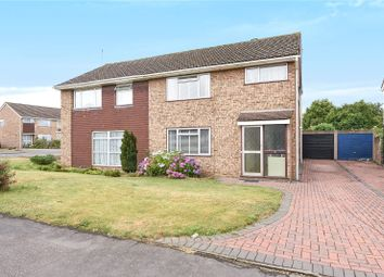 Thumbnail 4 bed semi-detached house for sale in Underwood Road, Reading, Berkshire