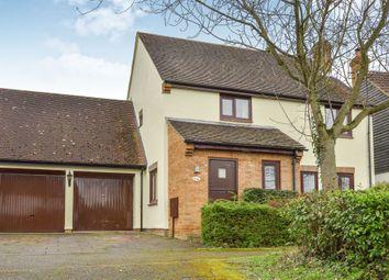 Thumbnail 4 bed link-detached house for sale in Hadrians Drive, Bancroft, Milton Keynes