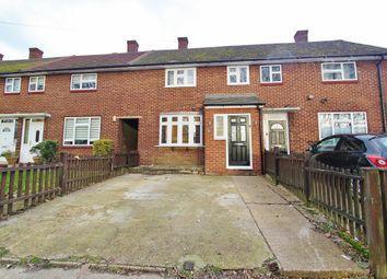 Thumbnail 3 bedroom terraced house to rent in Swindon Lane, Romford