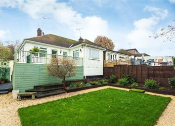 Thumbnail 2 bedroom bungalow for sale in Hanging Hill Lane, Hutton, Brentwood, Essex