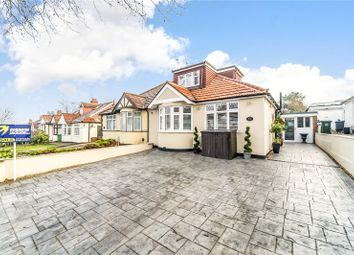 Thumbnail 3 bed semi-detached bungalow for sale in Summerhouse Drive, Joydens Wood, Kent