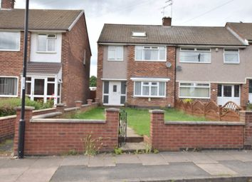 Thumbnail 4 bed terraced house to rent in Kendon Avenue, Coundon, Coventry