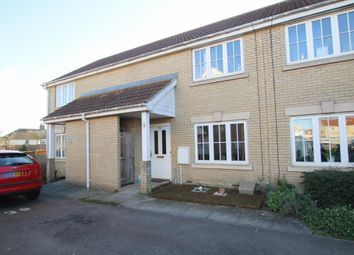 Thumbnail 2 bed terraced house for sale in St. Andrews Close, Sutton, Ely
