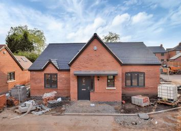 Thumbnail 2 bed detached bungalow for sale in The Appleyard, Mountsorrel Lane, Rothley