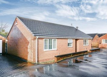 3 bed bungalow for sale in The Paddock, Shirebrook, Mansfield, Derbyshire NG20
