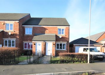 Thumbnail 2 bed end terrace house for sale in Kensington Way, Newfield, Chester Le Street
