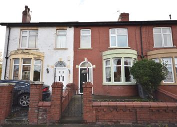 Thumbnail 3 bedroom terraced house for sale in Cumberland Avenue, Blackpool, Lancashire