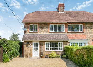 Thumbnail 4 bed semi-detached house for sale in Station Road, North Chailey, Lewes