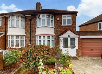 Thumbnail 3 bed semi-detached house for sale in Roxborough Avenue, Isleworth, Middlesex