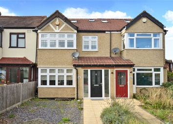 Thumbnail 4 bedroom terraced house for sale in St. Dunstans Hill, Cheam, Sutton