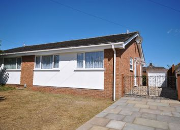 Thumbnail 2 bed bungalow for sale in Rugge Drive, Norwich