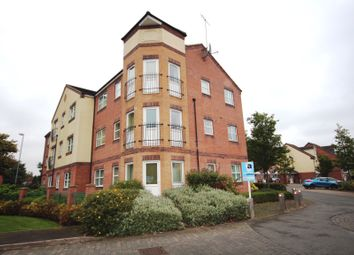 Thumbnail 2 bed flat for sale in Manor House Close, Walsall