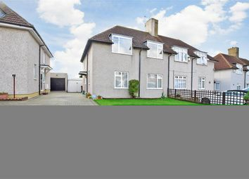 Thumbnail 3 bed semi-detached house for sale in Northumberland Way, Erith, Kent