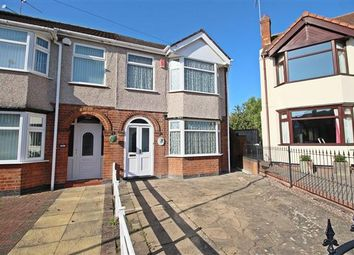 Thumbnail 3 bed semi-detached house for sale in Hyde Road, Coventry
