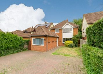 Thumbnail 4 bedroom detached house for sale in Bullens Green Lane, Colney Heath, St. Albans, Hertfordshire