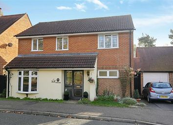 Thumbnail 4 bed detached house for sale in The Lindens, Loughton