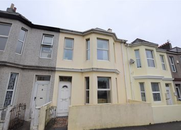 3 bed terraced house for sale in Embankment Road, Plymouth PL4