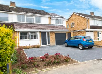 Thumbnail 4 bedroom semi-detached house for sale in Links Way, St. Ives, Cambridgeshire