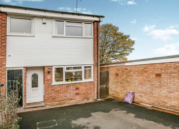 Thumbnail 3 bed end terrace house for sale in Hay Close, Kidderminster