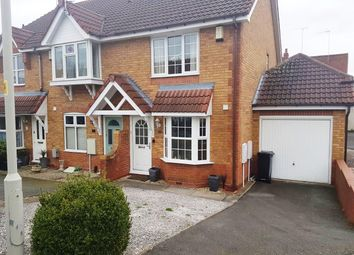 Thumbnail 2 bed end terrace house to rent in Whitefriars Drive, Halesowen