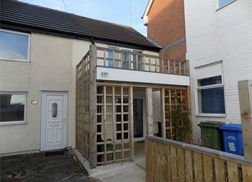 Thumbnail 2 bed end terrace house to rent in Eastgate, Worksop, Nottinghamshire