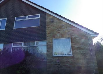 Thumbnail 2 bedroom end terrace house to rent in Andereach Close, Hengrove, Bristol