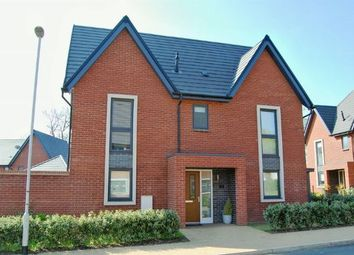 Thumbnail 4 bed detached house for sale in Croxden Way, Daventry, Northants