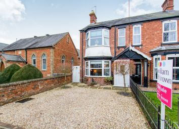 Thumbnail Semi-detached house for sale in Chestnut Street, Ruskington, Sleaford