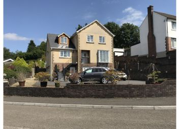 5 bed detached house for sale in Brynmawr Avenue, Ammanford SA18