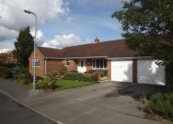 Thumbnail 3 bed bungalow for sale in St. Georges Drive, Woodhall Spa