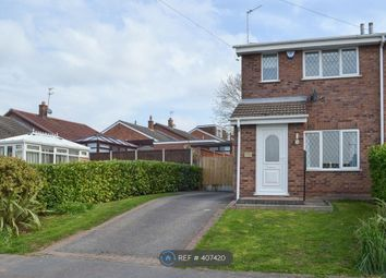 Thumbnail 2 bed semi-detached house to rent in Boxwood Road, Tean, Stoke-On-Trent