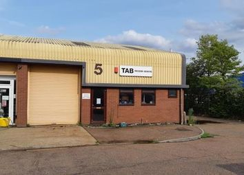 Thumbnail Light industrial for sale in Unit 5, Falcon Park, Luckyn Lane, Basildon, Essex