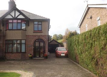 Thumbnail 3 bed semi-detached house for sale in Denbigh Road, Ruthin, Denbighshire