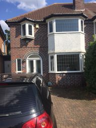 Thumbnail 3 bed semi-detached house to rent in Farnol Road, Birmingham