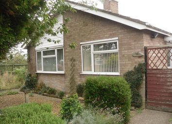 Thumbnail 2 bedroom bungalow to rent in Swan Road, Whittlesey