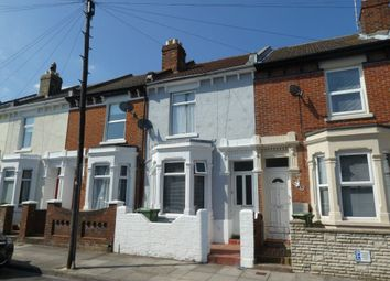 Thumbnail 2 bed property to rent in Suffolk Road, Southsea