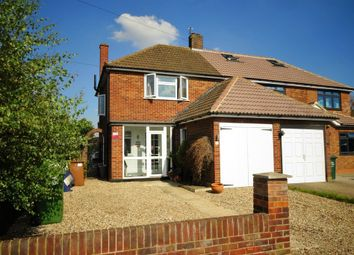Thumbnail 3 bed semi-detached house for sale in Chalmers Road East, Ashford