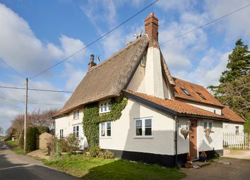 Thumbnail 4 bed cottage for sale in Guildhall Lane, Pulham Market, Diss