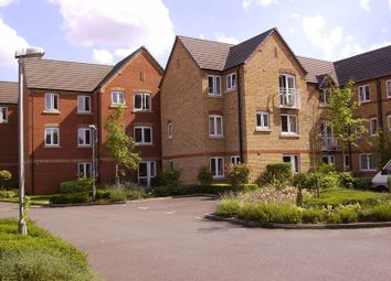 Thumbnail 2 bed flat for sale in Forge Court, Leicester