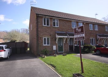 Thumbnail 2 bed end terrace house for sale in Sorrel Drive, Whiteley, Fareham