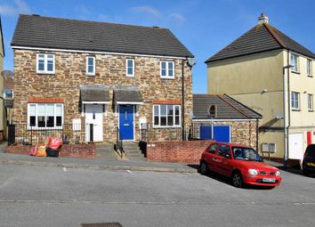 Thumbnail 3 bed property to rent in Poltair Meadow, Penryn