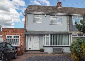 Thumbnail Semi-detached house for sale in Fawdon Lane, Fawdon, Newcastle Upon Tyne