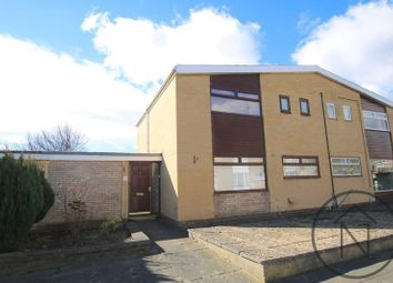 Thumbnail 3 bed semi-detached house for sale in Villiers Place, Newton Aycliffe